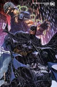 Detective Comics #1027 CVR G Jim Cheung Batman Bane