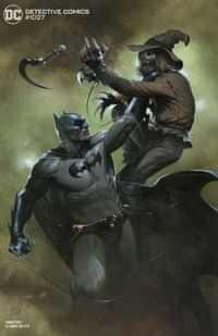 Detective Comics #1027 CVR I Gabriele Dell Otto Batman Scarecrow
