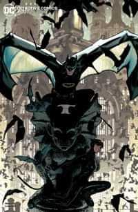 Detective Comics #1027 CVR J Adam Hughes Batman Catwoman