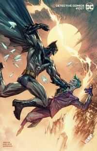 Detective Comics #1027 CVR K Marc Silvestri Batman Joker