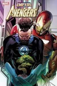 Empyre Aftermath Avengers #1 Variant Land