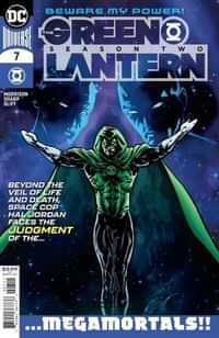 Green Lantern Season Two #7 CVR A Liam Sharp