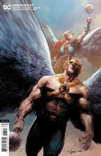 Hawkman #27 CVR B Gerardo Zaffino
