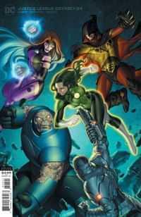 Justice League Odyssey #24 CVR B Junggeun Yoon