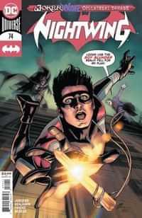 Nightwing #74 CVR A Travis Moore