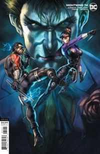 Nightwing #74 CVR B Alan Quah