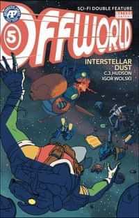 Offworld Sci Fi Double Feature #5