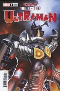 Rise Of Ultraman #1 Variant 25 Copy Kaida