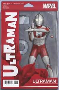 Rise Of Ultraman #1 Variant Christopher Action Figure