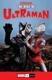 Rise Of Ultraman #1 Variant Classic Photo
