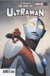 Rise Of Ultraman #1 Variant Coipel Spider-man