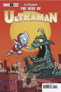 Rise Of Ultraman #1 Variant Young