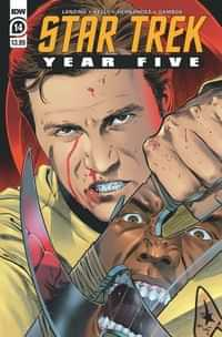 Star Trek Year Five #14