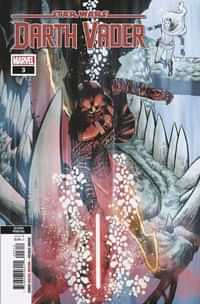Star Wars Darth Vader #3 Second Printing Ienco