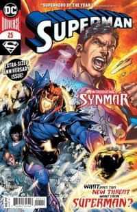 Superman #25 CVR A Ivan Reis