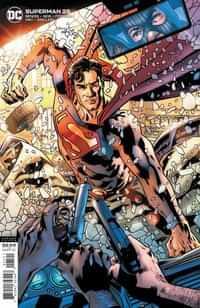 Superman #25 CVR B Bryan Hitch