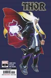 Thor #1 Third Printing Klein