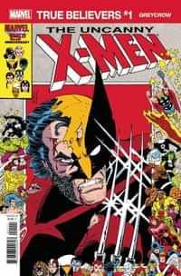 True Believers One-Shot X-men Greycrow