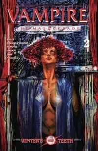 Vampire The Masquerade #2 CVR A