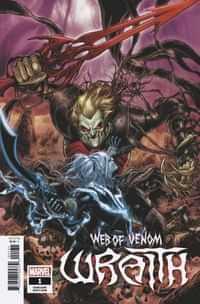 Web Of Venom Wraith #1 Variant Ryp