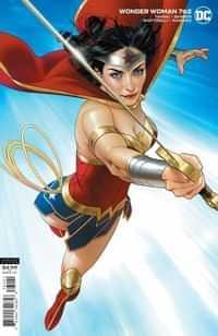Wonder Woman #762 CVR B Cardstock Middleton
