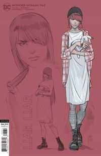 Wonder Woman #762 Variant 25 Copy Cardstck Janin Liar Liar