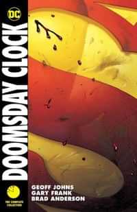 Doomsday Clock TP the Complete Collection