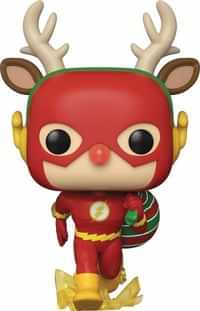 Funko Pop DC Holiday Rudolph Flash
