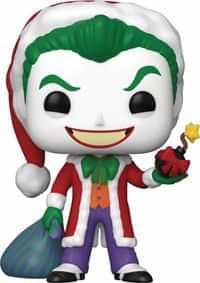 Funko Pop DC Holiday Santa Joker