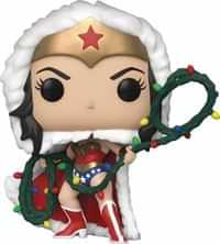 Funko Pop DC Holiday Wonder Woman with Lights Lasso