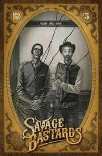 Savage Bastards #5