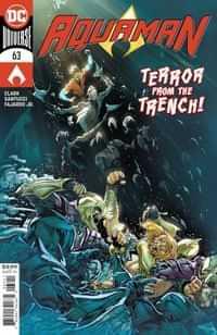 Aquaman #63 CVR A Robson Rocha
