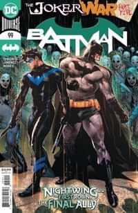 Batman #99 CVR A Jorge Jimenez
