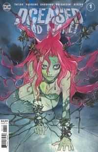 Dceased Dead Planet #1 Fourth Printing Peach Momoko