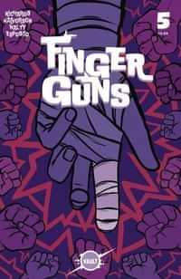Finger Guns #5 CVR A