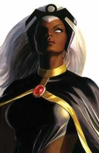 Giant Size X-Men One-Shot Storm Variant Alex Ross Storm Timeless