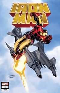 Iron Man #1 Variant 100 Copy Leonardi Hidden Gem