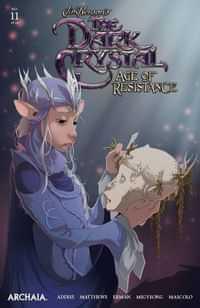 Jim Henson Dark Crystal Age Resistance #11 CVR A