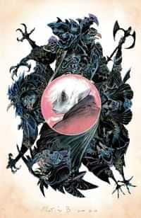 Jim Henson Dark Crystal Age Resistance #11 CVR C Bergara