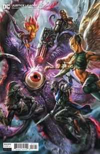 Justice League #53 CVR B Ian Macdonald