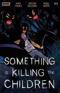 Something Is Killing Children #8 Second Printing