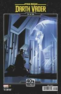 Star Wars Darth Vader #5 Variant Sprouse Empire Strikes Back
