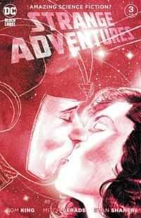 Strange Adventures #3 Second Printing Mitch Gerads Recolored