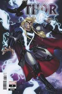 Thor #7 Variant 25 Copy Sharp