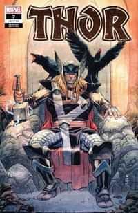 Thor #7 Variant Klein