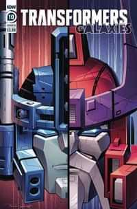 Transformers Galaxies #10 CVR B Deer