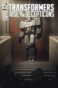 Transformers #23 CVR A Lafuente