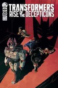 Transformers #23 CVR B Baumgartner
