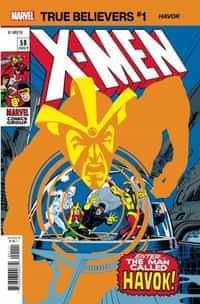 True Believers One-Shot X-men Havok