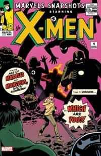 X-men Marvels Snapshot #1 Variant Reilly